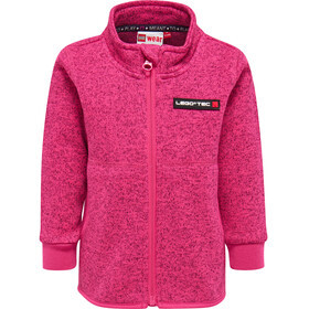 LEGO wear Sofus 772 Fleece Cardigan Girl Pink
